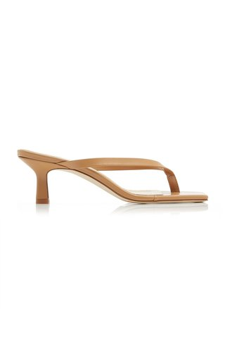 Wilma Leather Sandals