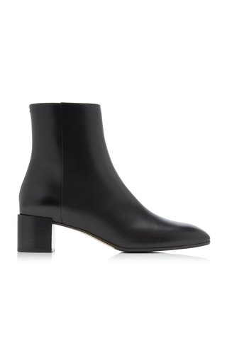 Linn Leather Ankle Boots