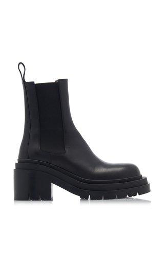 Lug Ankle Boots
