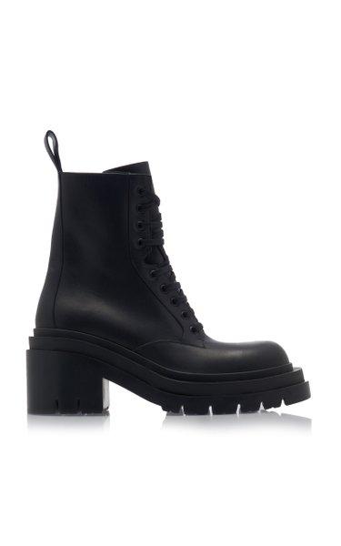 Lug Lace-Up Boots