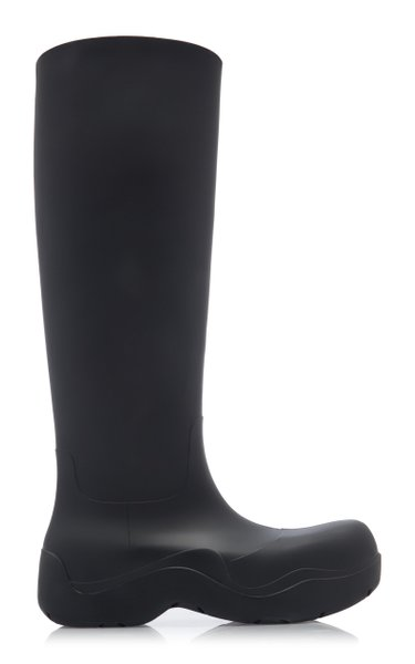 Puddle Knee High Boots
