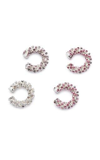 Crystal Ear Cuffs Set