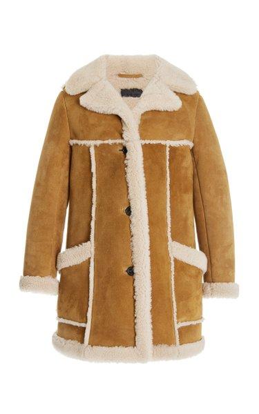Toby Shearling Coat