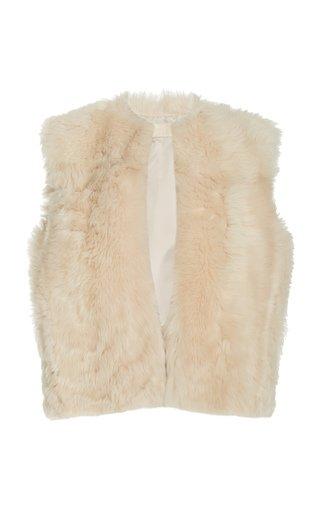 Brinley Fur Vest