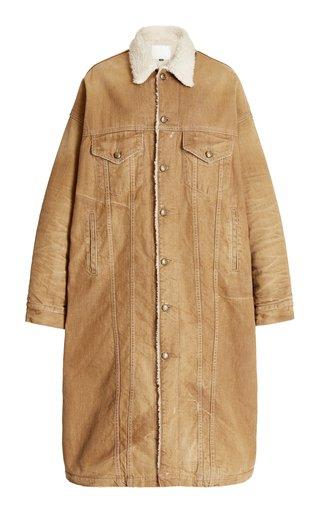 Cotton Trucker Jacket