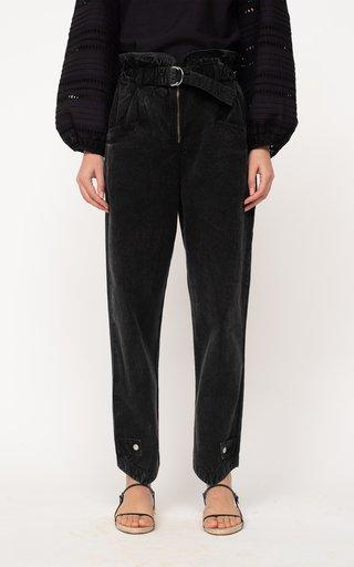 Evelina Cotton Pants