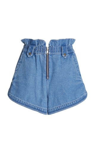 Alyssa Denim Shorts