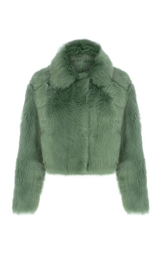 Mini Shearling Jacket