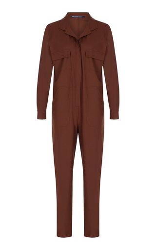 Wool-Blend Boilersuit