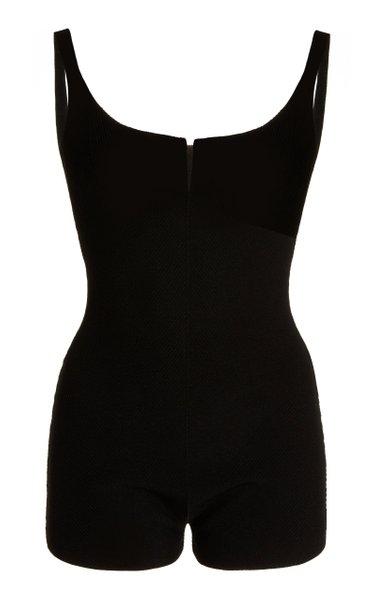 Jandia Compact-Knit Bodysuit