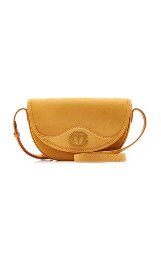 Christy Nubuck Crossbody Bag