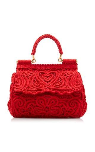 Small Sicily Cordonetto Handbag