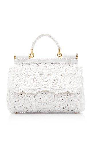 Medium Sicily Cordonetto Handbag