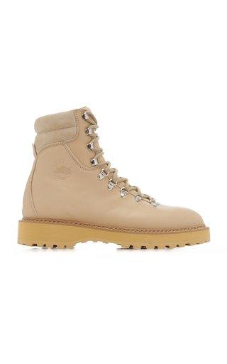 Monfumo Leather Hiking Boots
