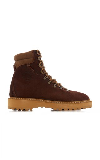 Monfumo Suede Hiking Boots
