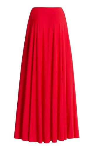 Mar Jersey Midi Skirt