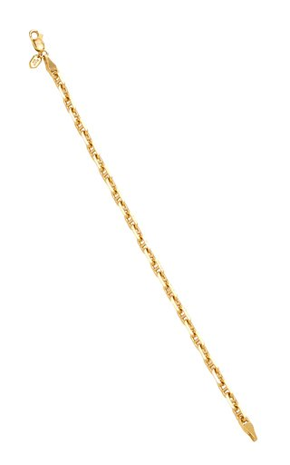 Porto Gold-Plated Chain Bracelet