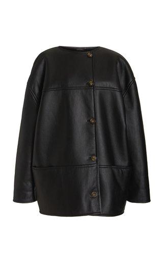 Pelado Shearling Coat