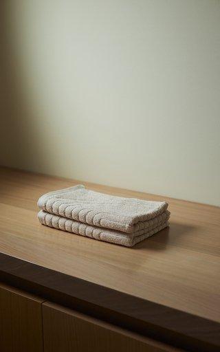 Clovelly, Set Of 4 Hand Towel Set