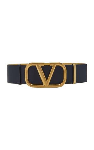 Valentino Garavani Reversible Leather Waist Belt