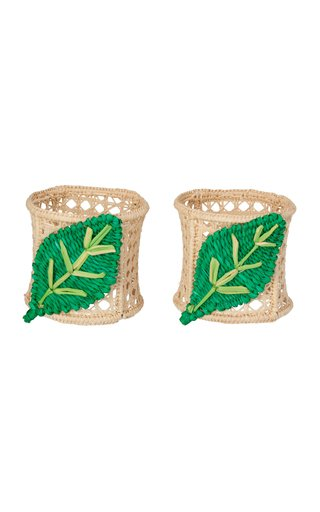 Hoja Cup Holder Set Of 2