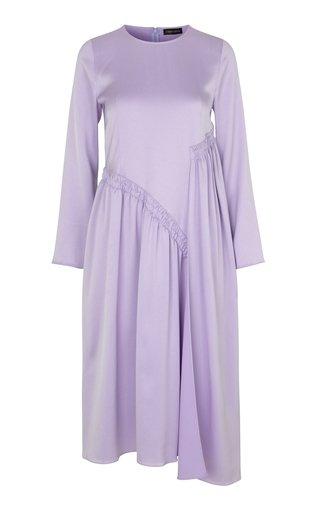 Ilona Ruched Midi Dress