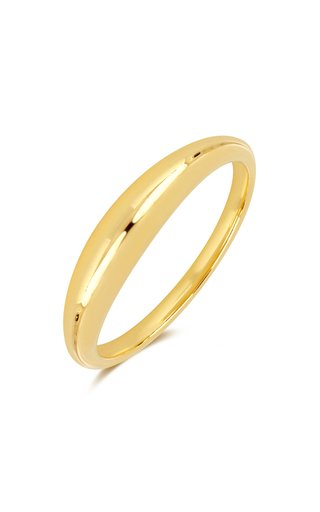 Dome 14k Gold Ring