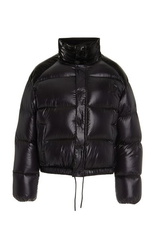 Moment Hooded Down Puffer Jacket
