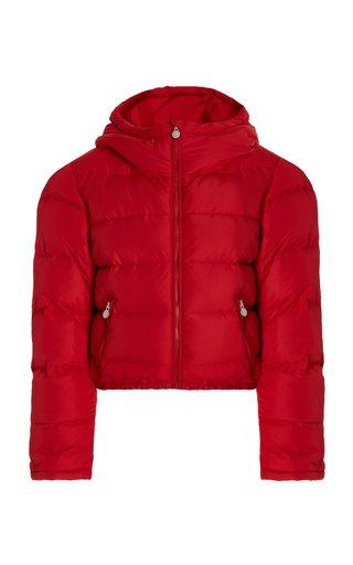 Polar Flare Hooded Down Ski Jacket
