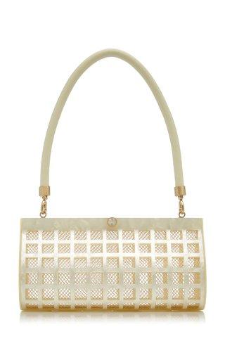 Alana Acrylic Shoulder Bag