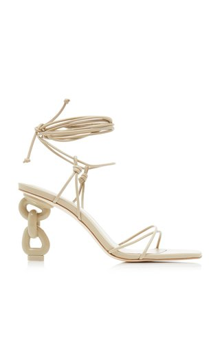 Zadie Leather Sandals