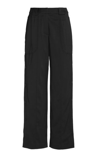 Devon Cotton-Blend Track Pants