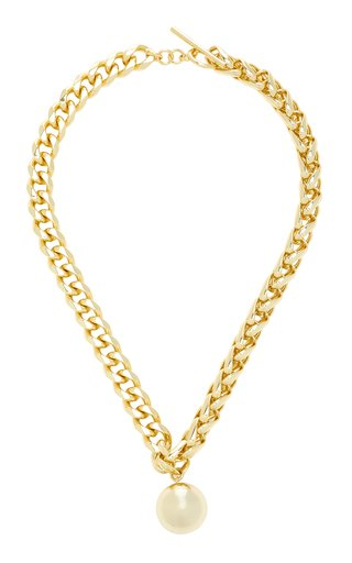 Daphoni 18K Gold-Plated Necklace