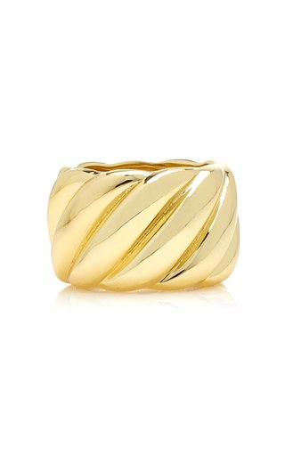 Diane 14K Gold-Plated Ring