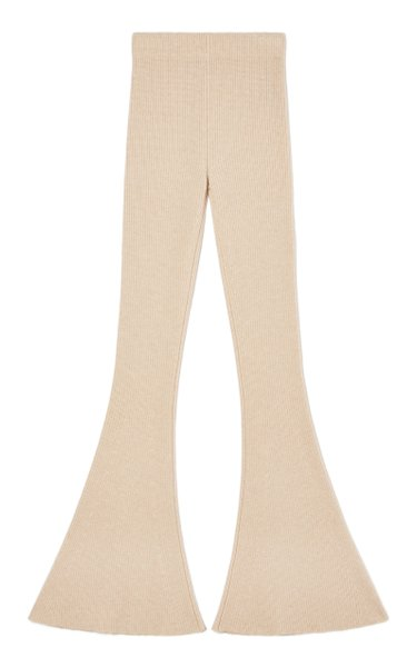 Sierra Ribbed Eco Knit Pants