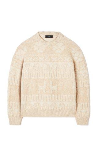 Land Of Alpacas Knit Sweater