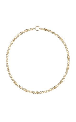 Serpens 18K Yellow Gold Necklace