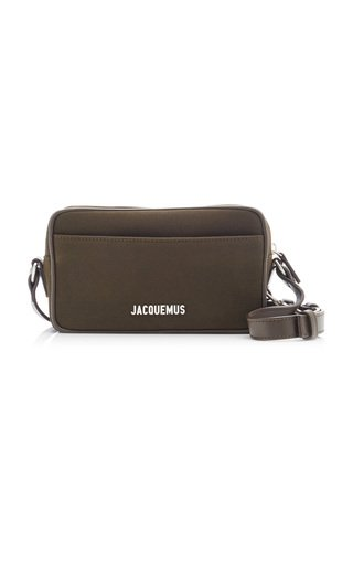 Le Baneto Ripstop Shoulder Bag