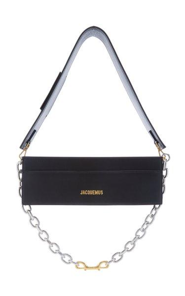 Le Sac Ciuciu Leather Shoulder Bag