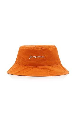 Le Bob Picchu Cotton-Blend Bucket Hat