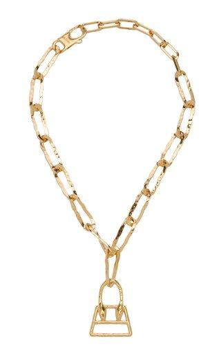 Le Collier Chiquita Gold-Tone Necklace
