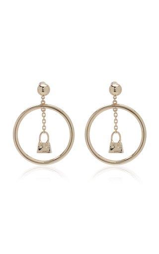 L'Anneau Chiquito Gold-Tone Earrings