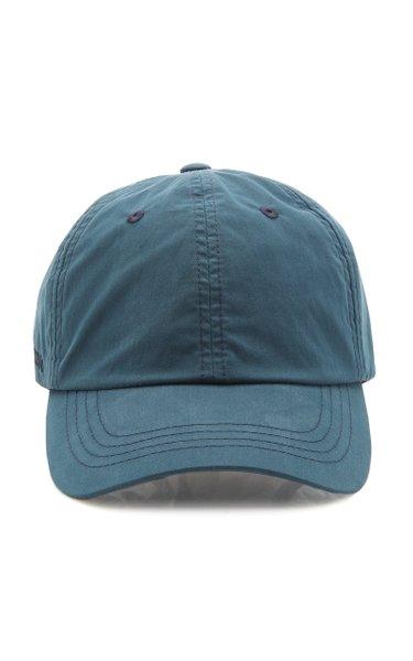 Cotton-Blend Baseball Cap