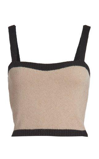 Callista Cashmere-Wool Camisole