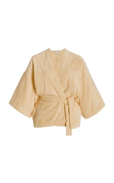 Il Pareo Cotton-Terry Robe