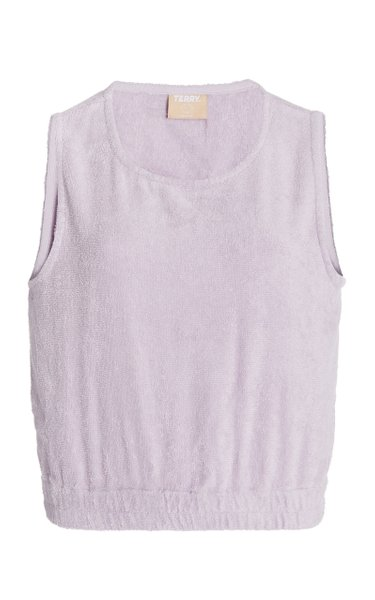 Isola Cotton-Terry Top