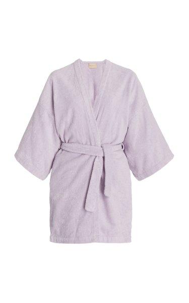 Terry La Toga Cotton Robe