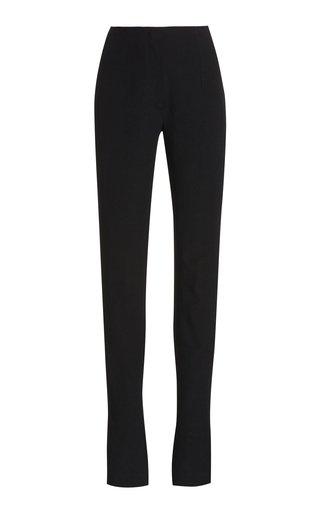Le Obiou Stretch-Jersey Split -Leg Pants