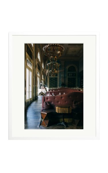 Large Ecclectic Interiors at Razzia Framed Photography Print