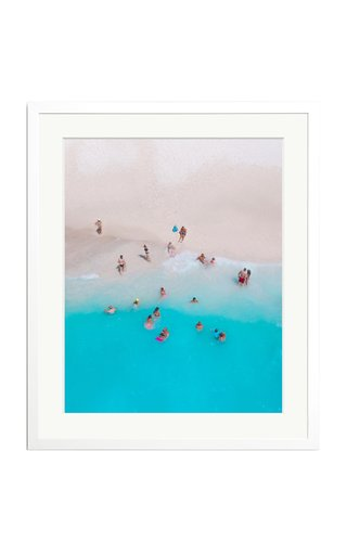 Large Cotton Candy Framed Photography Print